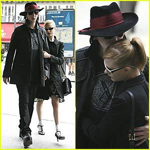 Marilyn Manson: Evan Rachel Wood is More Mature Than Me