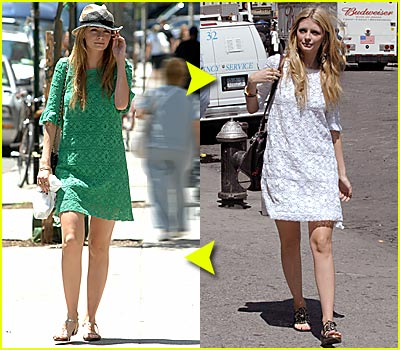 Fashion Faceoff: Juicy Couture Dress