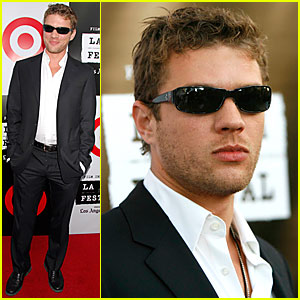 Ryan Phillippe Honors Clint Eastwood