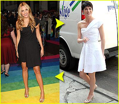 Fashion Faceoff: Topshop Dress
