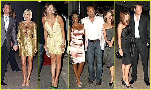 Guests @ Star-Studded Beckham Bash