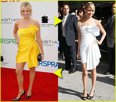 Fashion Faceoff: Catherine Malandrino Dress
