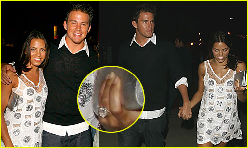 Channing Tatum & Jenna Dewan: Still Together!