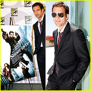 Clive Owen @ Comic-Con 2007