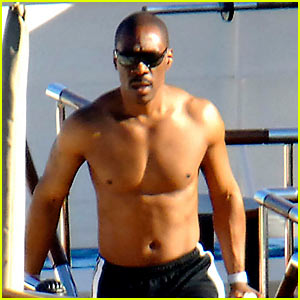 Eddie Murphy: Shirtless on the High Seas