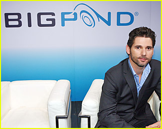 Eric Bana: Big Fish in Big Pond