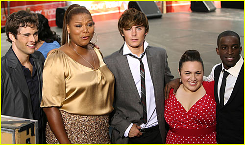'Hairspray' Cast @ The Today Show