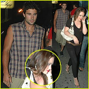 Hilary Duff + Brody Jenner = New Couple?