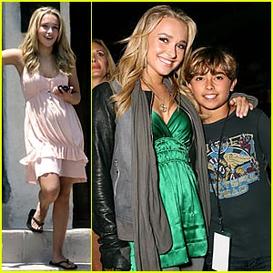 Jansen Panettiere: Hayden's Biggest Fan
