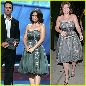 Kelly Clarkson @ ESPY Awards 2007