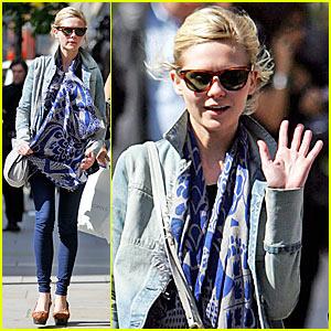 Kirsten Dunst in Super Skinny Jeans