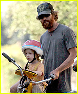 Danny Moder: Father and Son Cycling!