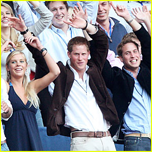 Prince Harry @ Concert for Diana