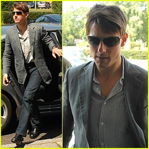 Tom Cruise Gets the German Green Light