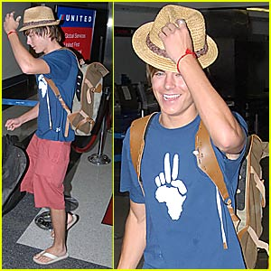 Zac Efron Headed to the Big Apple