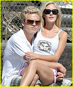 Heidi Montag Gives
