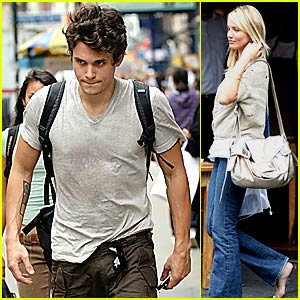 John Mayer Wears Women's Shoes