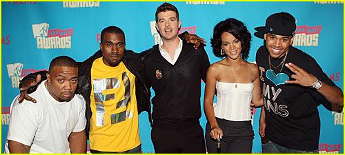 Beyonce, Timberlake Top VMA Pack