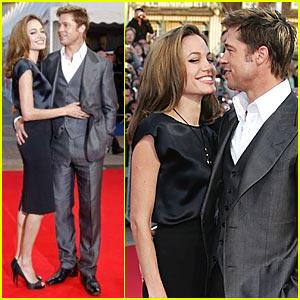 Brad & Angelina @ American Film Festival