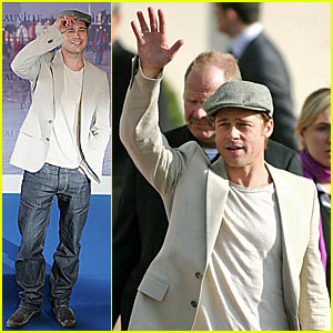 Brad Pitt @ American Film Festival