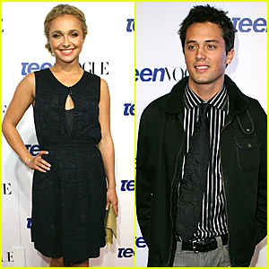 Hayden Panettiere & Stephen Colletti Reunite