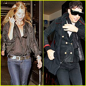 Jamie Hince: Kate Moss' New Main Man