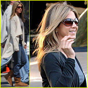 Aniston is Just Not That Into You
