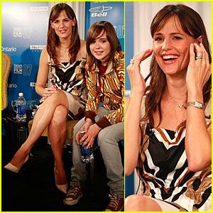 Jennifer Garner @ Toronto Film Festival