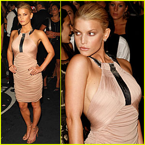 Jessica Simpson @ Just Cavalli Launch