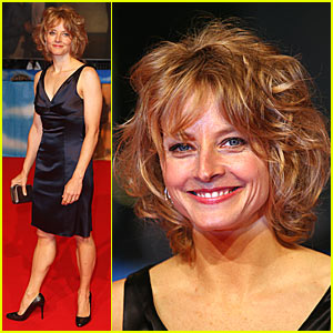 Jodie Foster Has Big Hair