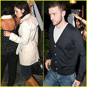 Justin & Jessica's Friday Night Plight
