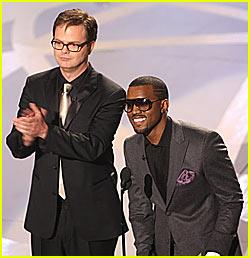 Kanye West VS. Rainn Wilson -- Emmys 2007