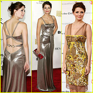 Mischa Barton @ Fashion Rocks 2007
