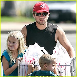 Ryan Phillippe's Supermarket Sweep