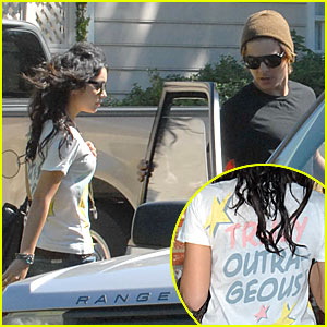 Zanessa ARE Truly Outrageous
