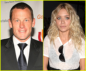 Ashley Olsen & Lance Armstrong: New Couple Alert!