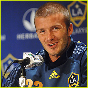 David Beckham: I'm Ba-ack!!!