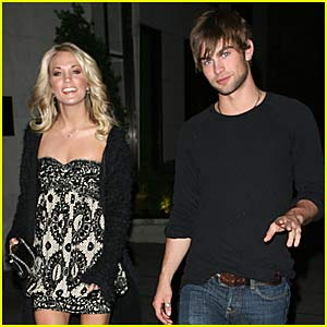 Carrie Underwood & Chace Crawford -- First Pictures!