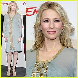 Cate Blanchett @ Rome Film Festival