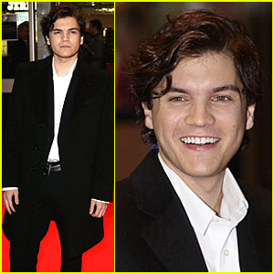 Emile Hirsch: Karaoke With Lindsay Lohan Was Fun