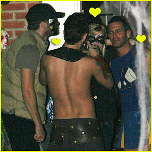 Gyllenspoon Halloween Party Pictures