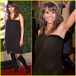 Halle Berry's Beautiful Baby Bump