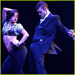 Justin Timberlake Australia Concert Pictures