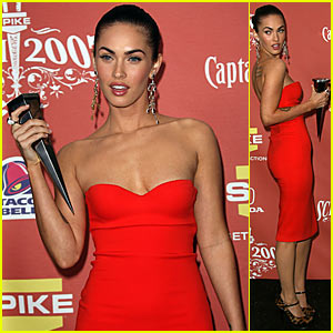 Megan Fox @ Spike TV's