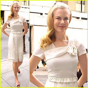 Nicole Kidman @ Lincoln Center