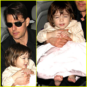 Suri Cruise: Eyes Wide Shut