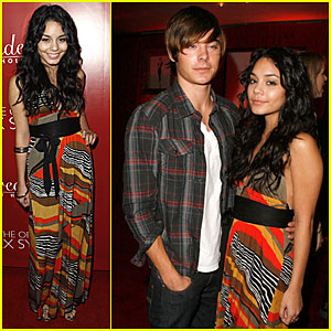Zanessa @ Frederick's of Hollywood