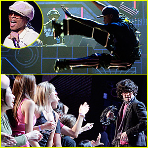 Sneak Peek of the 2007 AMAs