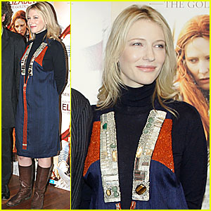 Cate Blanchett is Possibly Pregnant