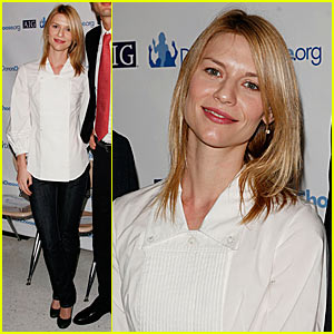 Claire Danes Lets Donors Choose